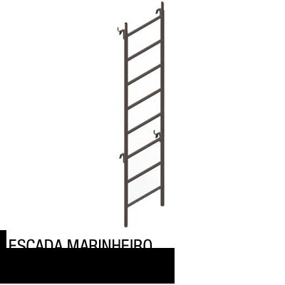 Escada marinheiro 2m